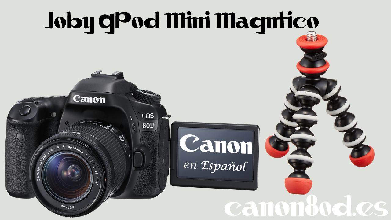 Joby GPod Mini Magntico